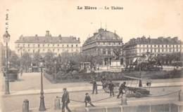 76 - LE HÂVRE - Le Théâtre - Le Havre