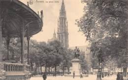 ANVERS - La Place Verte - Antwerpen