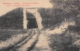 BREEDENE - Ruines - Entrée De La Batterie - Bredene