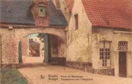 BRUGGE - Ingangpoort Van 't Begijnhof - Brugge