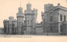 BRUXELLES - La Prison De Saint-Gilles - Monuments, édifices