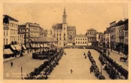 CHARLEROI - Place Du Sud - Le Jeu De Balle - Charleroi