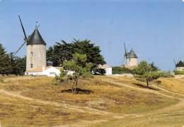 CPM - 85 - ILE DE NOIRMOUTIER - La Guérinière, Le Pays Des Moulins - Ile De Noirmoutier