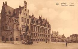 MECHELEN - Postbureel - Malines