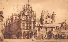 MECHELEN - Stadhuis En Oude Lakenhallen - Malines