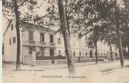 C.P.A.. - DRAGUIGNAN - LA GENDARMERIE - GIRAUD MAMERT - - Draguignan