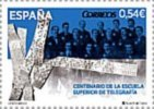 ESPAÑA 2014 - Centenario Escuela Superior Telegrafía - Edifil Nº 4866 - 2011-... Nuevos & Fijasellos