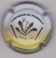 Capsule Champagne COLLARD_TRUCHON ( 38a ; Confrérie Du Pissenlit , Othis ) {S13-19} - Champagne