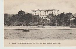 C.P.A.. - BEAUVALLON SUR MER - LE GOLF HOTEL VU DE LA MER - L. L. - 9 - - France