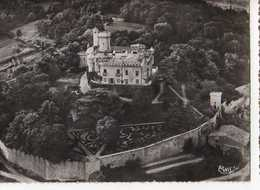 69 MONTMELAS Vue Aerienne Du Chateau Et Son Parc - France
