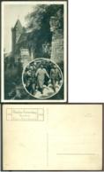 Deutsches Reich 1933 Fest-Postkarte Reichs-Parteitag Nürnberg Mit Hitler Nicht Gelaufen - Nürnberg