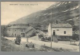 CPA 73 - Mont Cenis - Sommet Du Col - Refuge N° 18 - France
