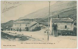 CPA 73 - Mont Cenis - Sommet Du Col Du Mont Cenis - Le Refuge 18 - France