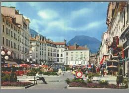 CPM 38 - Grenoble - La Place Grenette - Grenoble