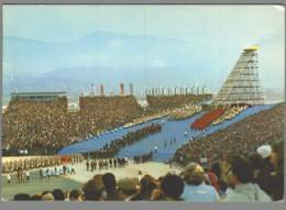 CPM 38 - Grenoble - Stade Olympique - Cérémonie D'ouverture Des Jeux Olympiques D'Hiver 1968 - Grenoble