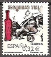 ESPAÑA 2009 - SEGURIDAD VIAL - Edifil Nº 4497 - 1931-Hoy: 2ª República - ... Juan Carlos I