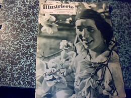 Revue Suisse Ecrite Majoritairement En Allemand Neueste Illustrierte Les Dernieres Nouvelles Illustrèes Du/ 9/01/1938 - Livres, BD, Revues