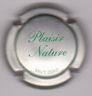 Capsule Champagne ALLAIT-ROBERT ( 34 ; PLAISIR NATURE ) {S13-19} - Champagne
