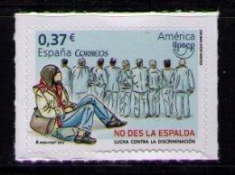 ESPAÑA 2013 - AMERICA UPAEP - LUCHA CONTRA LA DISCRIMINACION - YVERT Nº 4524 - 2011-... Nuevos & Fijasellos