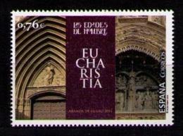 ESPAÑA 2014 - LAS EDADES DEL HOMBRE - EUCHARISTIA - ARANDA DE DUERO - EDIFIL Nº 4887 - 2011-... Nuevos & Fijasellos