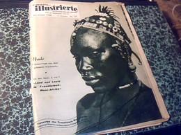 Revue Suisse Ecrite Majoritairement En Allemand Neueste Illustrierte Les Dernieres Nouvelles Illusrrèes / 23/01938 - Livres, BD, Revues