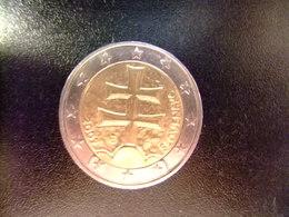 SLOVAKIA / SLOVENSKO 2009  Escudo De Armas Doble Cruz - Eslovaquia