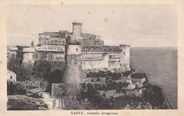 GAETA  - CASTELLO ARAGONESE - Latina