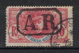 Haut Senegal Et Niger - Upper Senegal - Yvert 5 Oblitéré AR  PARIS - Scott#5 - Haut-Sénégal Et Niger (1904-1921)