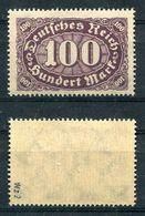 Deutsches Reich Michel-Nr. 247 Postfrisch - Geprüft - Deutschland
