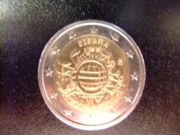 ESPAÑA / ESPAGNE 2012 Aniversario Del EURO - España