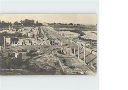 72299917 Ostia Decumano Ruinen Ostia - Italia