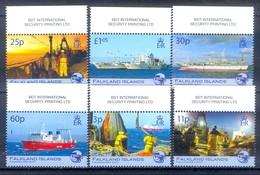 N106- Falkland Islands 2007. Fisheries Fishing Fish Poisson Pecheur. - Fishes