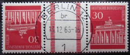 ALLEMAGNE - BERLIN                  Michel - KZ3a                  OBLITERE - Gebraucht