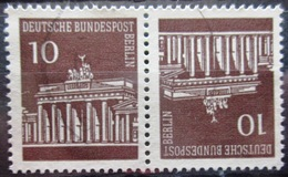 ALLEMAGNE - BERLIN                  Michel - K5                  OBLITERE - Gebraucht