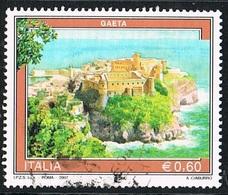 2007 - ITALIA - TURISMO GAETA / TOURISM GAETA - USATO. - 6. 1946-.. Repubblica