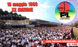 *ITALIA - WORLD TELECOM* - Scheda NUOVA (MINT) - Italia