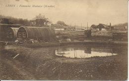 LIBIN ..-- FONTAINE - MAHAYE . Carrière De KAOLIN . 1924 Vers CHATELINEAU ( Mr Vincent PAPON ) . Voir Verso . - Libin