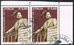 2007 - ITALIA - DUCCIO GALIMBERTI - LEADER DELLA RESISTENZA NELLA SECONDA GUERRA MONDIALE - USATO. - 6. 1946-.. Repubblica