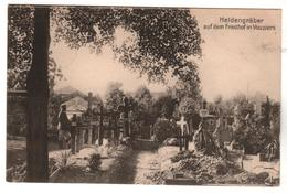 9539, Feldpost, Heldengräber In Vouziers - Oorlogsbegraafplaatsen