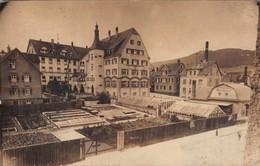 EBINGEN GERMANY 1925 POSTMARK~GARTNEREI Des MARIENHEIMS-GREENHOUSE-COLD FRAMES-REAL PHOTO POSTCARD 39737 - Albstadt