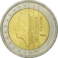 Pays-Bas, 2 Euro, 2000, TTB, Bi-Metallic, KM:241 - Niederlande