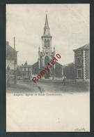Ampsin - Eglise Et Ecole Communale. - Amay