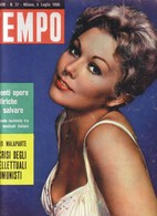 (pagine-pages)KIM NOVAK  Tempo1956/27. - Libri, Riviste, Fumetti