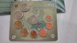 Slovak Euro Coins - 165 Years Of Modern Financial Administration In Slovakia -  2016 - Slowakei
