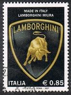 2007 - ITALIA - MADE IN ITALY - LAMBORGHINI MIURA. USATO. - 6. 1946-.. Repubblica