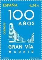 ESPAÑA 2010 - 100 AÑOS DE LA GRAN VIA DE MADRID - Edifil 4559 - 1931-Hoy: 2ª República - ... Juan Carlos I