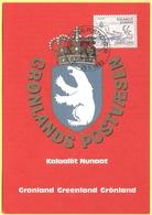 GROENLANDIA - Grönland - GROENLAND - Greenland - 1983 - 3,50 Saqqaq - Kalaallit Nunaat + Special Cancel Tembal '83 Basel - Esposizioni Filateliche