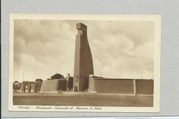 BRINDISI - Monumento Nazionale Al Marinaio D'Italia  1946 - Brindisi