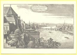 SVIZZERA - SUISSE - HELVETIA - 1983 - 40 PTT Bildpostkarte + Special Cancel Tembal '83 Basel Internationale Motiv-Briefm - Esposizioni Filateliche