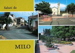 Milo, Catania, Sicilia, Marcofilia, Annullo Postale,Vini, Vinimilo - Catania